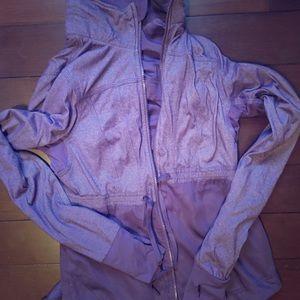 Purple lululemelon jacket